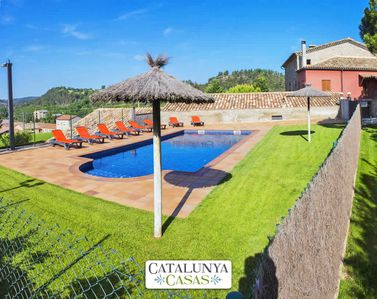 Photo for Catalunya Casas: Historic Orista mansion for 20 guests, surrounded by the Spanish countryside!