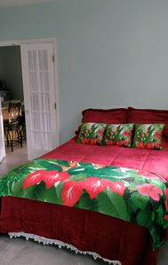 Photo for Rainforest getaway! Wheelchair accessible! Gorgeous home on 48 acres, hosted B&B
