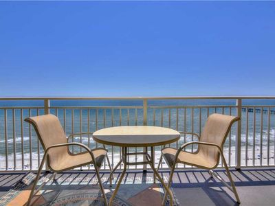 Photo for Relax On The Balcony Of This Updated And Pleasant Condominium