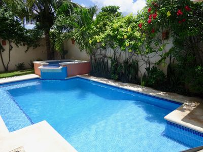Photo for Beautiful LARGE Private Home with Private Pool, Hot Tub, Party Deck