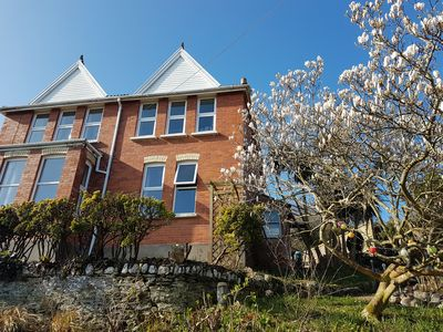 Photo for Large Detatched Seaside Victorian Villa, Close to amenities & town centre
