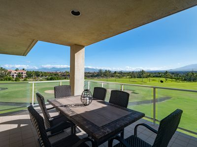 Photo for BEST VALUE for GOLF COURSE FRONT penthouse!~MINUTES TO BEACH~Waikoloa Beach Reso