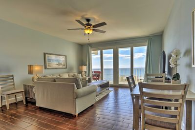 All the best of PCB will be within arm's reach when you book this condo!