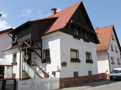 Photo for Quiet, central location overlooking the Jungfernsprung and family friendly.