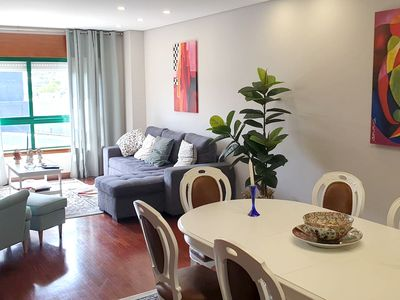 Photo for Spacious apt in Marco de Canaveses