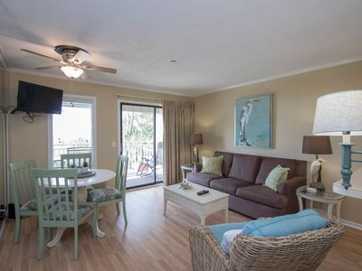 Photo for Ocean Dunes Villa 219 - Watch the dolphin play in the surf!  Heated Pool