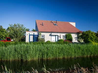 Photo for Private dream house by the sea, surrounded by tulip fields and a golf course