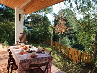 Photo for Charming house surrounded by nature (Can Rovira)