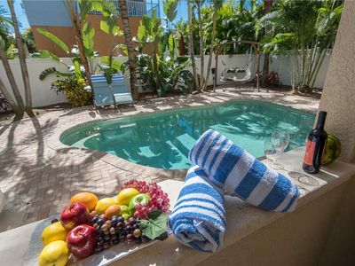 Photo for Private Pool with September Rates Reduced! Once Upon A Tide: 4 BR /3.5 BA