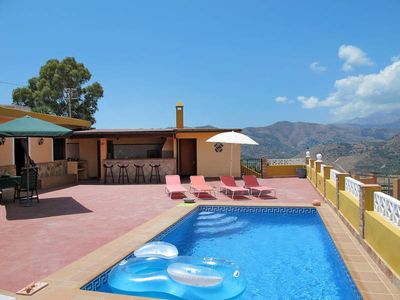 Photo for Vacation home Casa Bonita  in Almunecar, Costa del Sol - 6 persons, 2 bedrooms