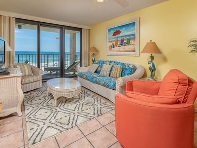 Photo for Phoenix 1 - Two Bedroom - Balcony on the Beach!