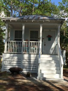 Photo for Drive A Little!  Save A Lot!  Secluded cottage near the bay and beaches of 30