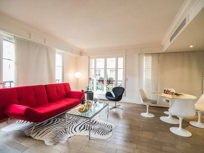 Photo for Le Bonaparte - Apartment for 4 people in París ciudad