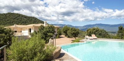 Photo for Beautiful air-conditioned villa with private pool, 2 bedrooms 2 bathrooms (sleeps 4)