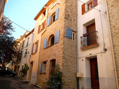 Photo for In the Mediterranean, close to the Pyrenees and in the heart of a village typical Catalan
