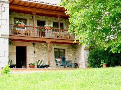 Photo for Beautiful 15th century house completely restored