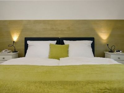 Photo for small double room with balcony - Hotel zum See *** garni