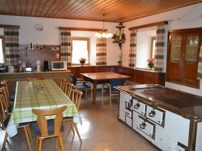 Photo for Apartment-Dolomitenblick 320 m2 for up to 19 people - Töldererhof