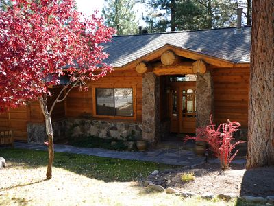 Photo for Lakeview Tahoe Style Home!!! Hot Tub and Sauna!