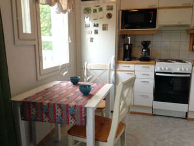 Photo for 1 Bedroom home, with own patio and Sauna