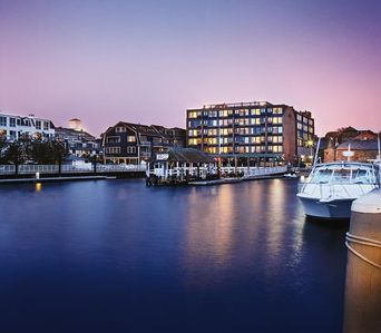 Photo for Charming 1 Bedroom Suite on the harbor in Newport, RI