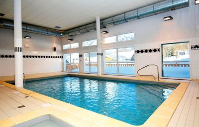 Photo for Apartment for 6 people with heated indoor pool to relax