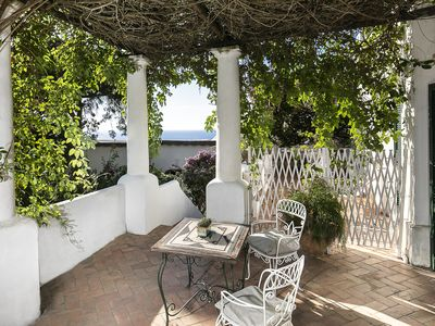 Photo for Charming Villa in Typical Caprese Style