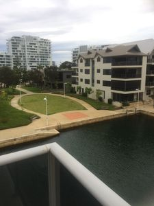 Photo for short/long term canal apartment fully furn 3bd 2 bath l/u garage private mooring