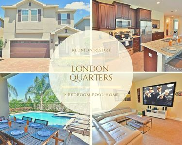 Photo for Truly Amazing Pool Home With Spa & Movie Theater Close to WDW