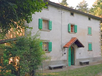 "Photo for ""Il Faeto"":  a 1700 tuscan house amidst Apennine woods. Nature, history, relax"