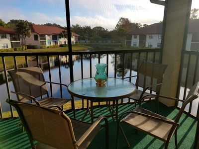 Photo for Cozy Seashore! Only 15 Min from AMI Beaches, Relaxing Pond Views, Free WIFI