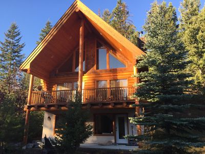 Photo for Rocky Mountain Getaway - Canadian Mountain Cabins