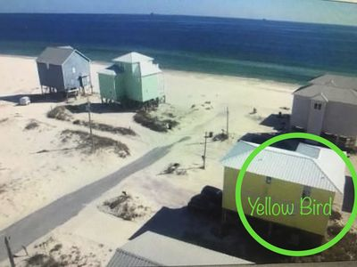 Photo for Yellow Bird   **Steps to beach  front w/o the beach front price!! Only 50 yards