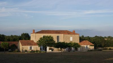Photo for Saint Vincent Sur Graon: Mansion Country and Sea