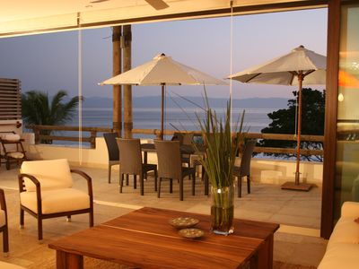 "Photo for Luxury Residence, Family-Friendly ""The best beach in Puerto Vallarta"""
