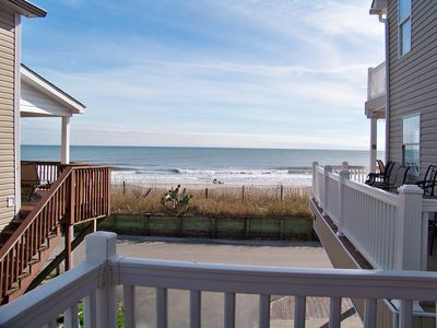 Photo for 1 House away from the Beach with Elevator Available - 5BR/3-1/2BA