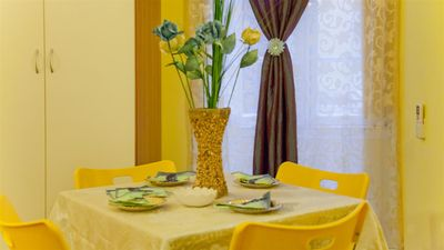 Photo for Dolce Vita 71 apartment in Prati with air conditioning.