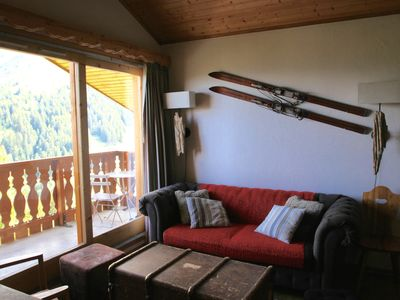 Photo for Mottaret Duplex - 3 Valleys - 6 pers- Deco Contemporary Chalet