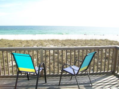 Photo for The Gulf is your backyard...come play at Salty Breeze!!!!