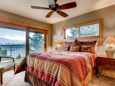 Photo for No-Fee Cancellation, Cleaning Buffer Between Guests, Unobstructed Views of Lake Dillon/Gore Range