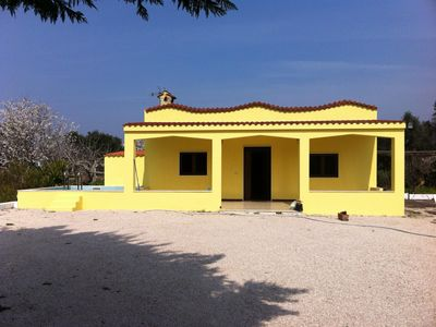 Photo for Charming villa (sleeps 5) set in an unspolit region of Puglia