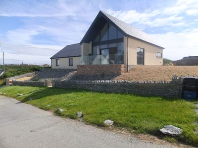 Photo for 4BR Villa Vacation Rental in Trearddur Bay