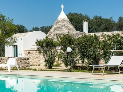 Photo for Trullo di Lucia This wonderful Trullo sits within its own grounds.