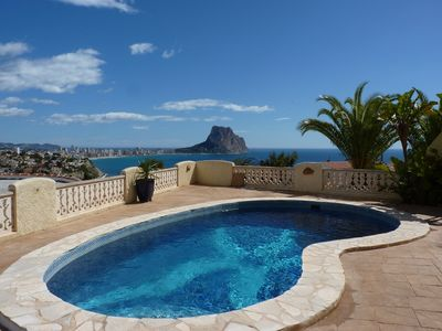 Photo for 4BR House Vacation Rental in Calpe/ Alicante, Valencia