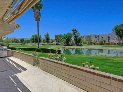 Photo for Expansive Mountain & Lake Views in Cathedral Canyon Country Club