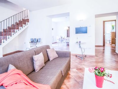 Photo for Family-Friendly, Piazza Tasso - Apartment, Free-Parking