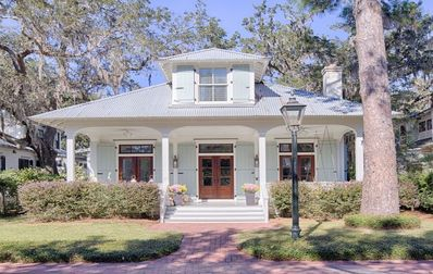 Photo for Featured in Coastal Living- 5 BR with guesthouse in Wilson Village!