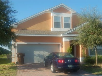 Photo for 5 Bedroom, 3.5 Bathrooms Pool/Spa home Games Room in Gated Community.