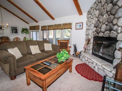Photo for Apartment in Big Bear Lake with Parking, Washing machine, Balcony (983566)