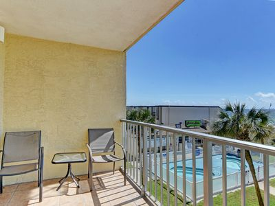 Photo for 1-Bedroom Beach-front Condo–Adorably Appointed Rental by ResortCollection